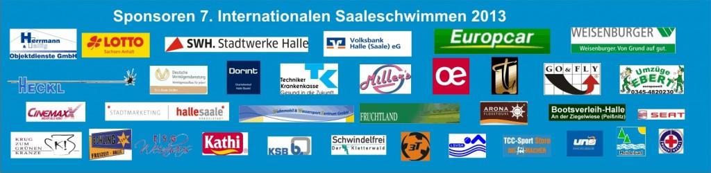 Banner-Sponsoren 2013